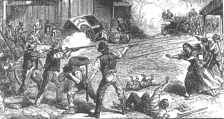 Draft Riots Of New York