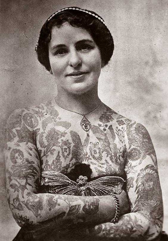 Edith Burchet London