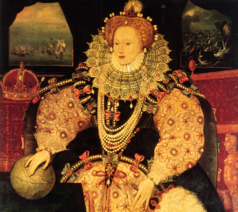 Elizabeth I Globe