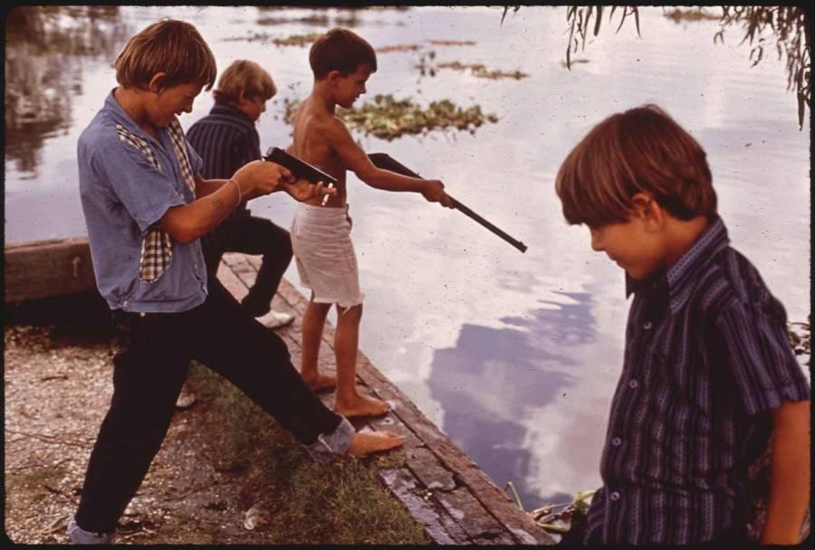 Fishermans Sons Target Practice Smoking
