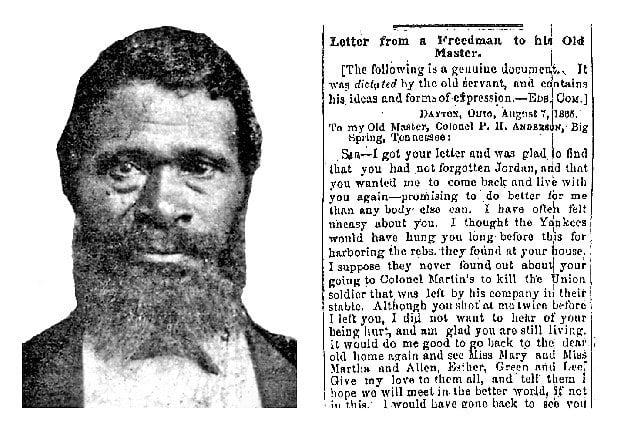 Former Slave Letters
