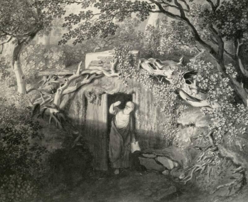 Garden Hermit