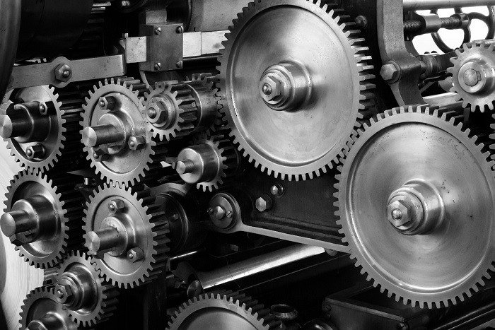 Gears Machine