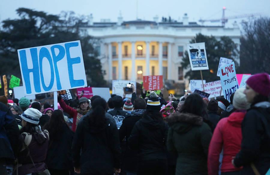 Hope White House