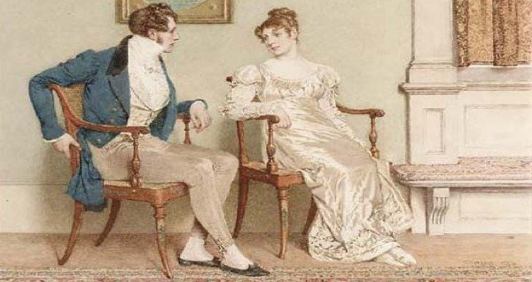 history of dating rituals