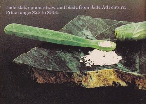 Jade Spoon