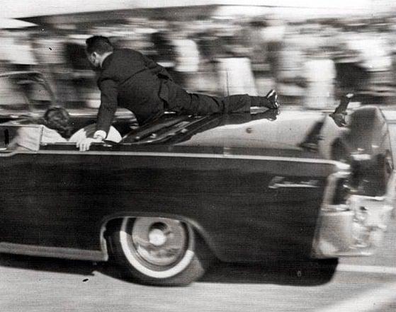 Jfk Assassination Historical Moments