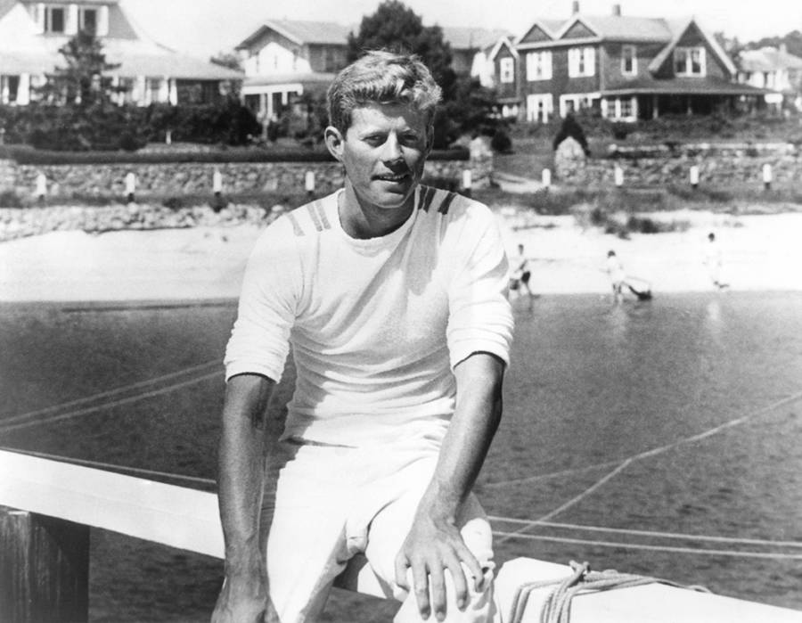 Jfk Young