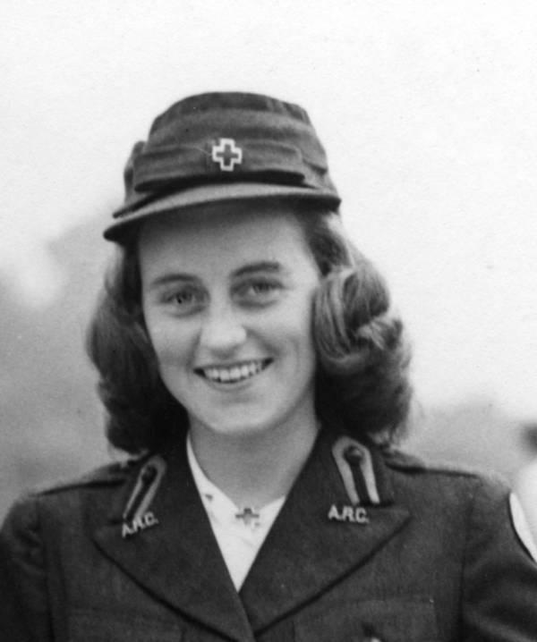 Kathleen Kennedy Red Cross