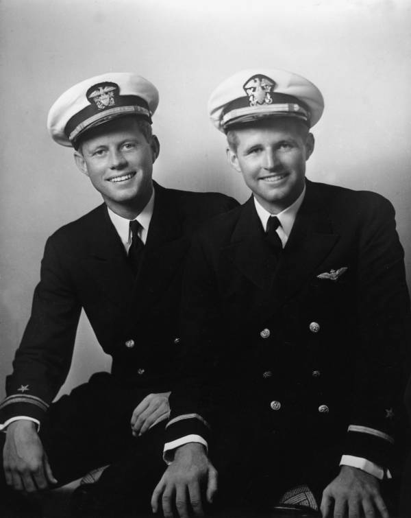 Kennedy Brothers Military