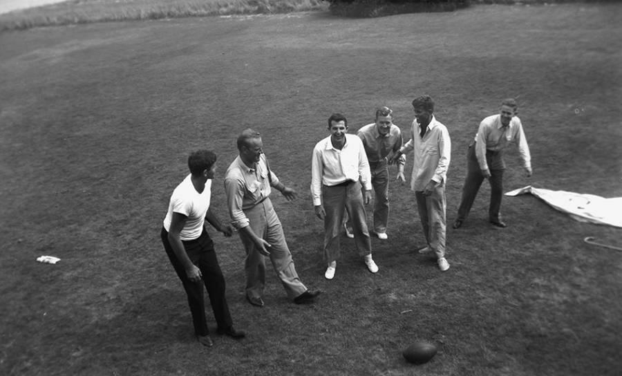 Kennedy Family Football