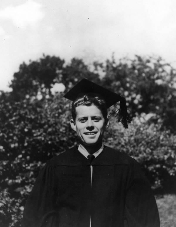 Kennedy Graduation