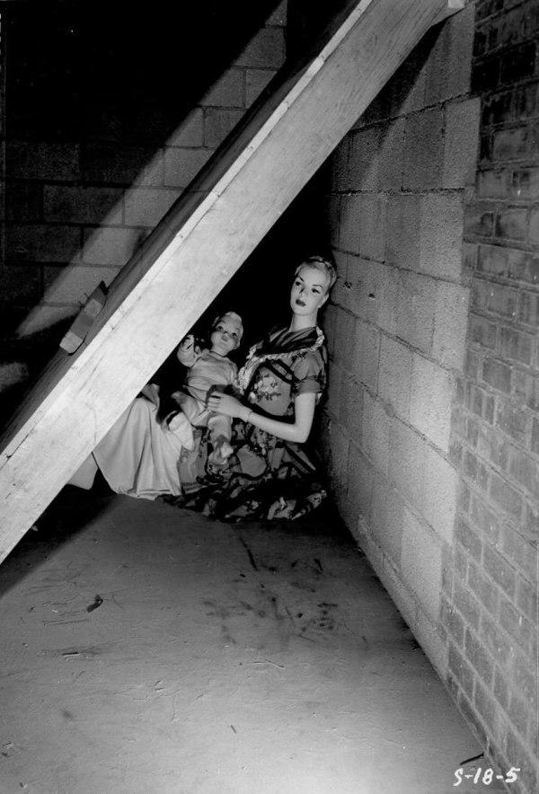 Mannequin Mother Basement