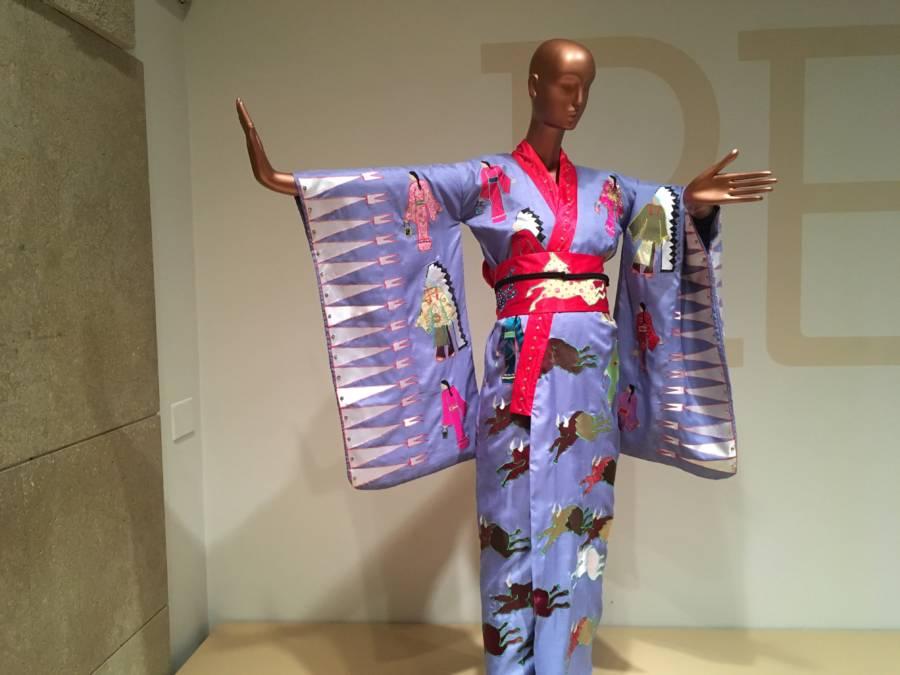 Native Now Kimono