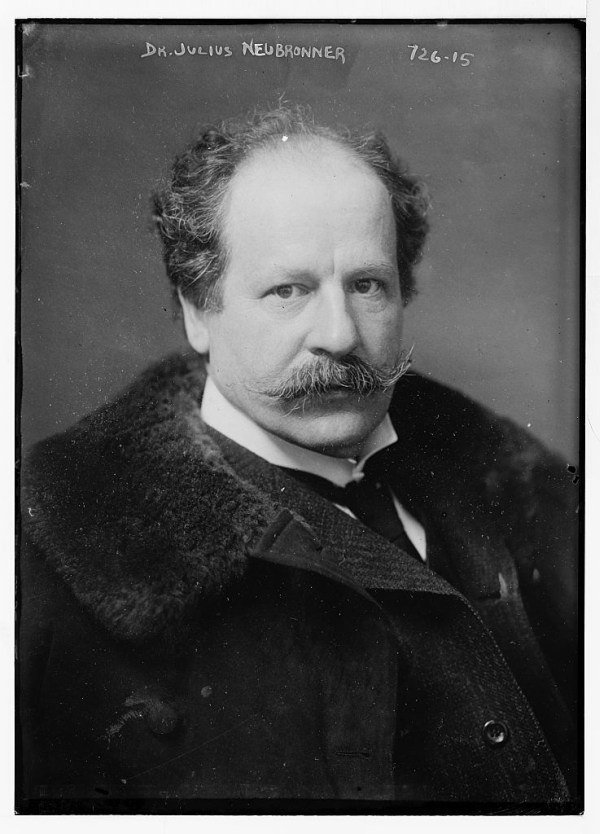 Neubronner Library Congress Portrait