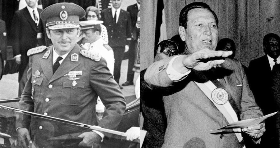Paraguay Leaders