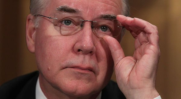 Trump Cabinet Pick Tom Price Has Controversial History ...