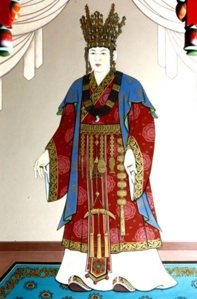 Queen Seondeok Robes