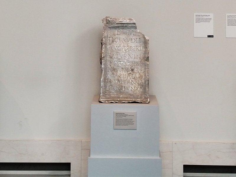 Roman Cippus