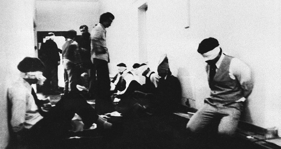 Ronald Reagan Hostages Embassy