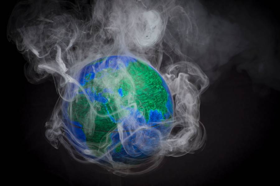 Smoking Earth