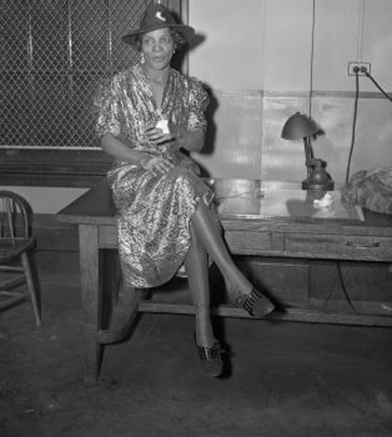 Stephanie St Clair
