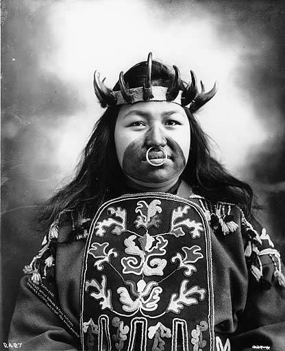 Tlingit Woman