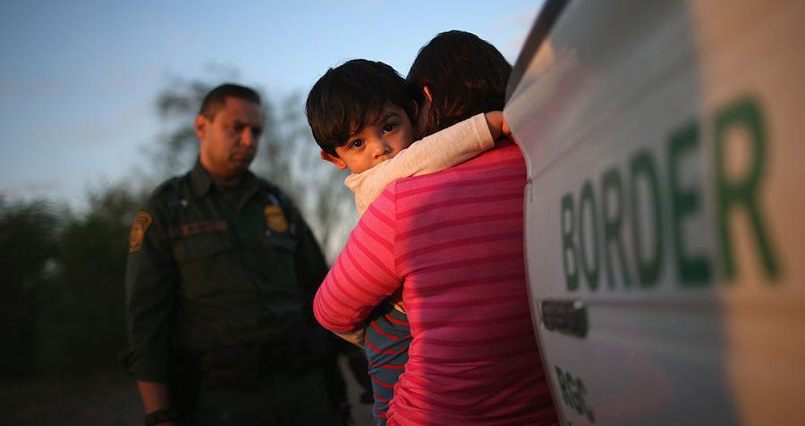 Undocumented Immigrant