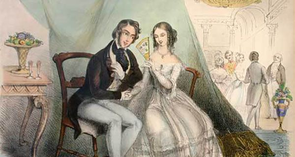 Courting in the victorian era