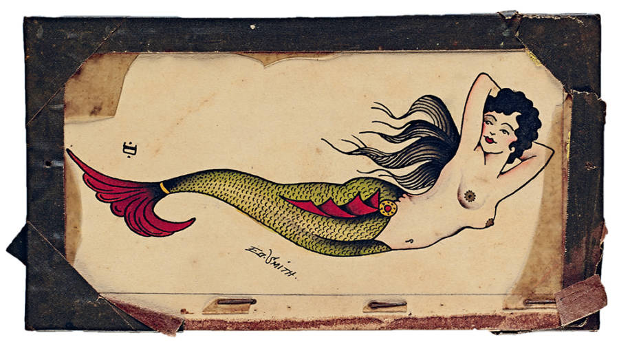 Vintage tattoos body ink throughout history in 51 amazing for Studio 28 tattoos and body piercing new york ny