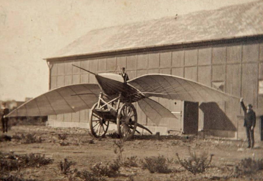 Albatros Flying Machines