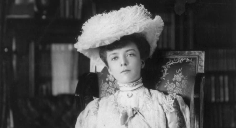 Alice Roosevelt Hat