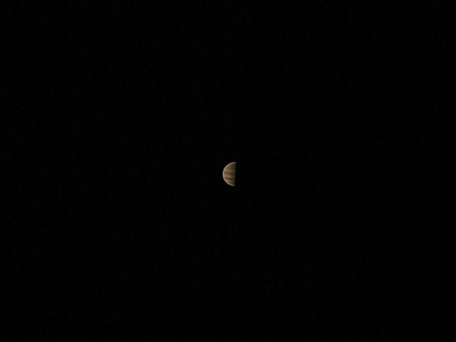 Approaching Jupiter