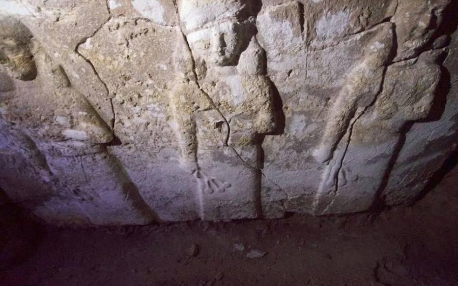 Assyrian Stone Sculptures