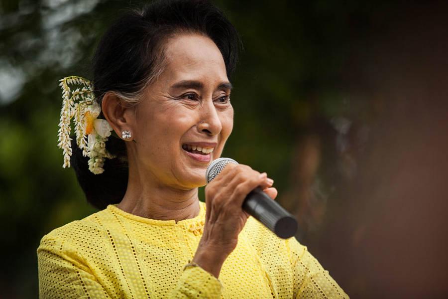 Aung Speech