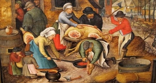 Medieval Food: What People Ate During This Rather Gross Era