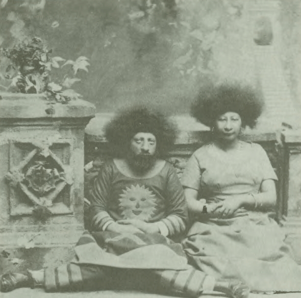 Aztecs Sitting