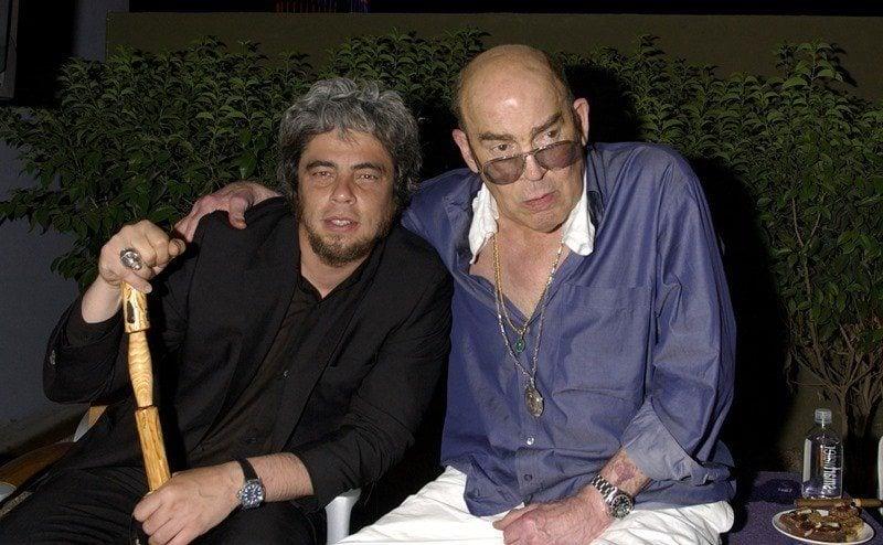 Benicio Del Toro And Hst