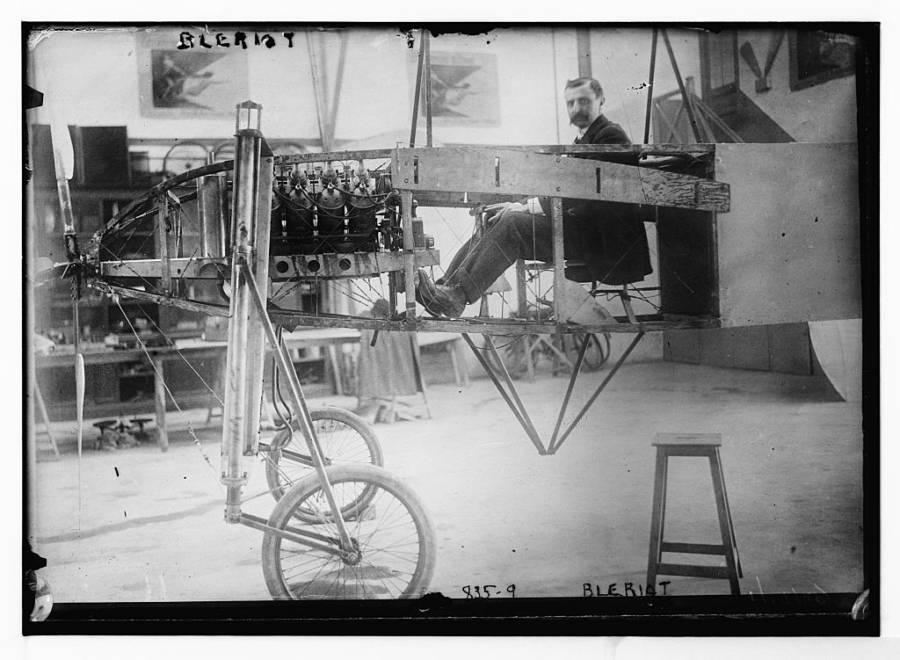Bleriot Flying Machine