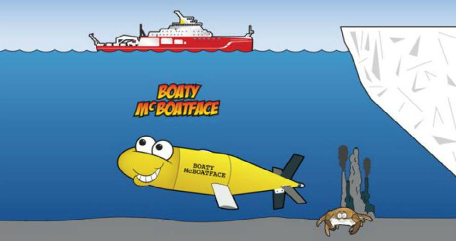 Boaty Mcboatface Og