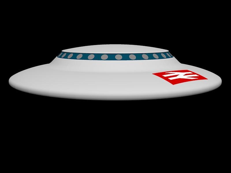 British Ufo Exterior Concept