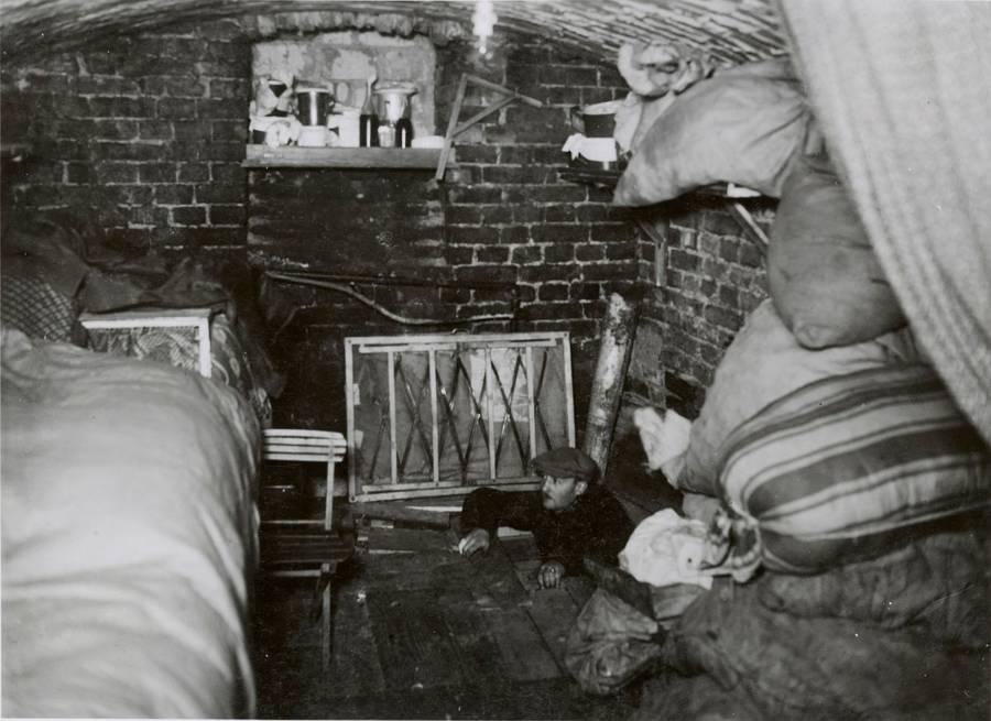Bunker Floor