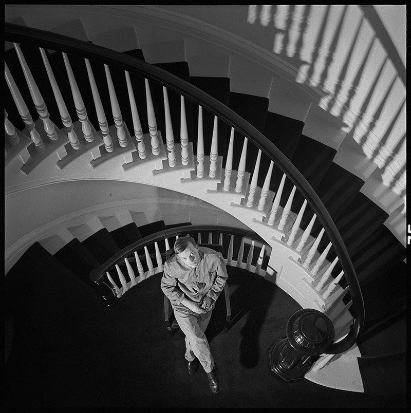 Truman Capote Photo By David Attie
