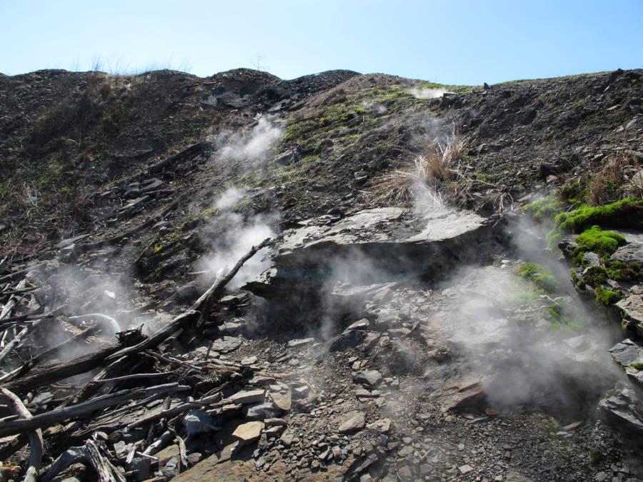 Centralia Smoke
