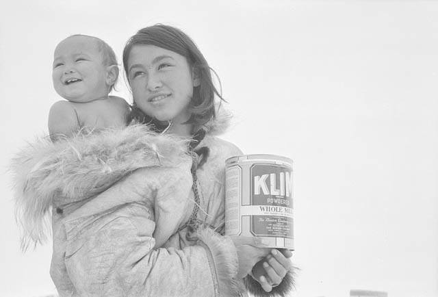 Child With Mother