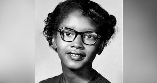 Claudette colvin the civil rights bus hero before rosa parks