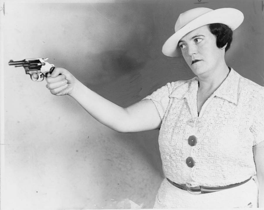 Dead Shot Mary Shanley Gun