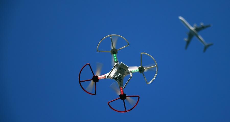 Drones Airplanes