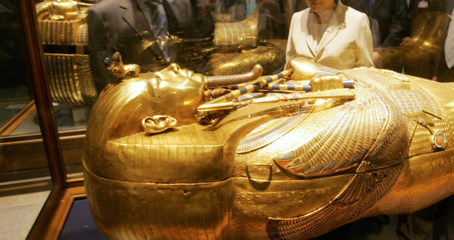 Ancient, Untouched Egyptian Tomb Just Uncovered Along With Intact Mummy
