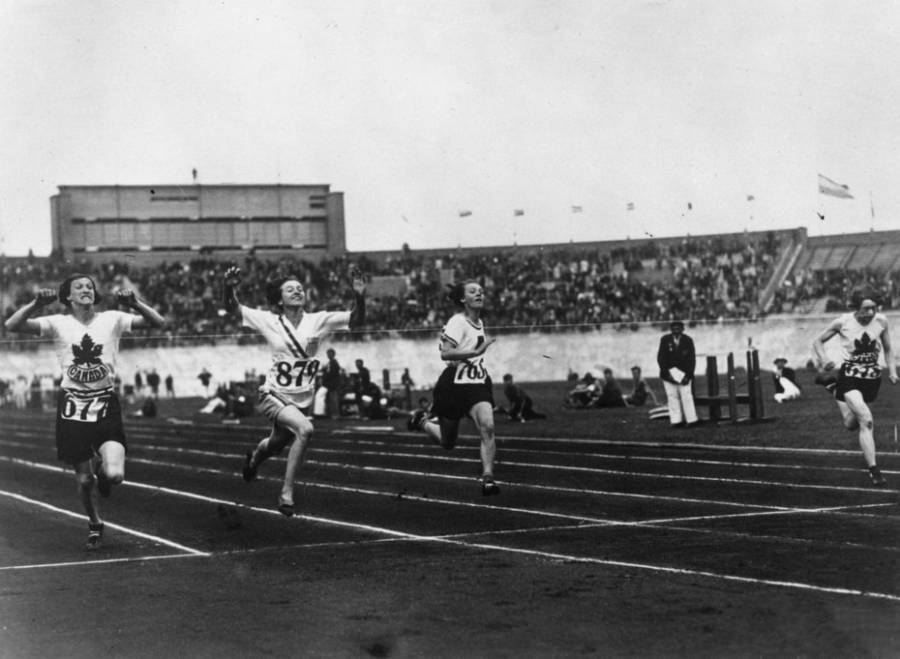 Elizabeth Olympics